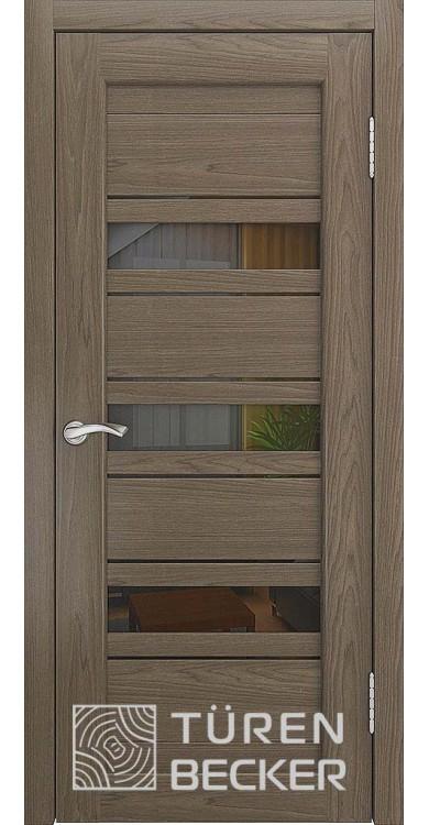 Дверь Хильда ПО Дуб винтаж