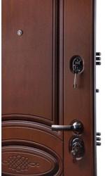 Входная дверь Белуга Орион