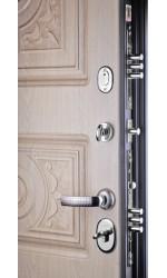 Входная металлическая дверь Белуга Венеция