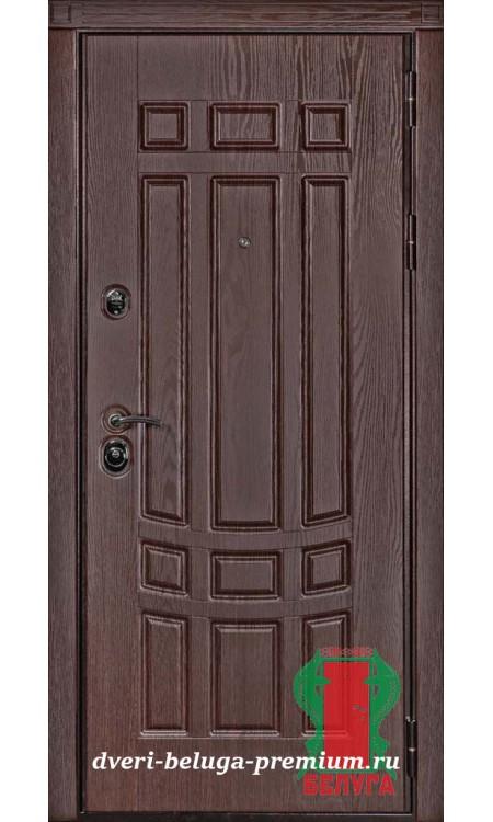 Входная металлическая дверь Белуга Глория