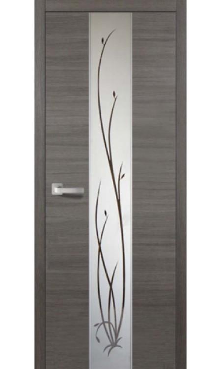 Дверь Соммер Серый Нордик 708 Ш