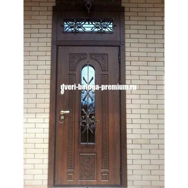 входные тёплые двери для коттеджей