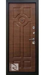 Входная дверь БЕЛУГА Дипломат -R